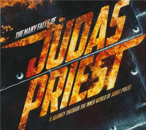VA - The Many Faces Of Judas Priest - A Journey Through The Inner World Of Judas Priest (2017)
