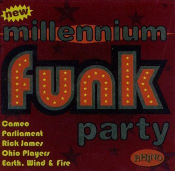 VA - New Millennium Funk Party [Remastered] (2001)