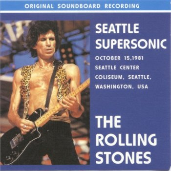 The Rolling Stones - Seattle Supersonic (1981)