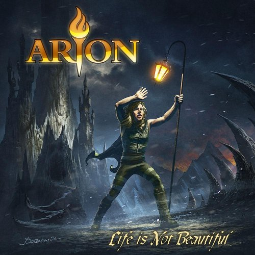 Arion - Life Is Not Beautiful [Limited Edition] (2018)