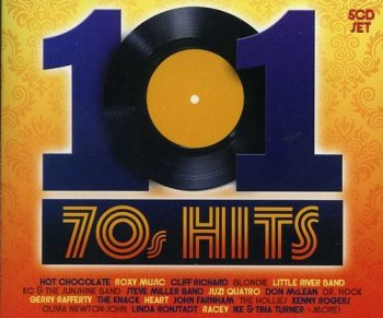 VA - 101 70s Hits [5CD] (2011)