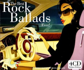 VA - The Best Rock Ballads ...Ever! [4CD] (2007)