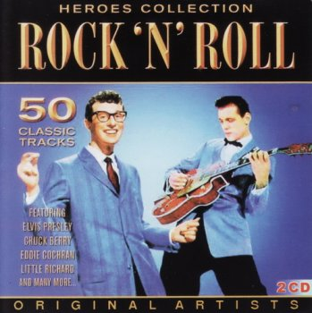 VA - Heroes Collection: Rock 'N Roll [2CD] (2010)