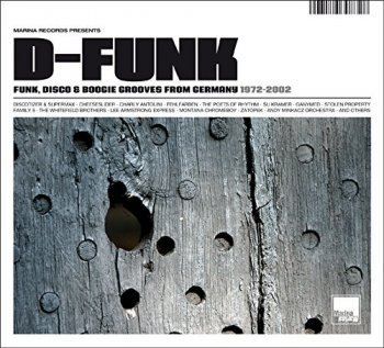 VA - D-Funk: Funk, Disco and Boogie Grooves from Germany 1972-2002 (2009)