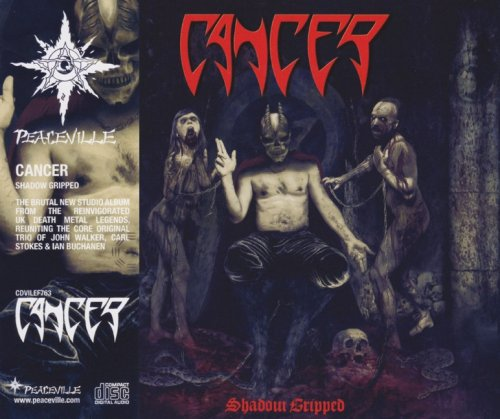 Cancer - Shadow Gripped (2018)