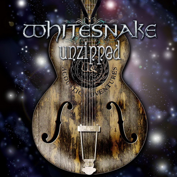 Whitesnake: 2018 Unzipped / 5CD +DVD Box Set Rhino Records