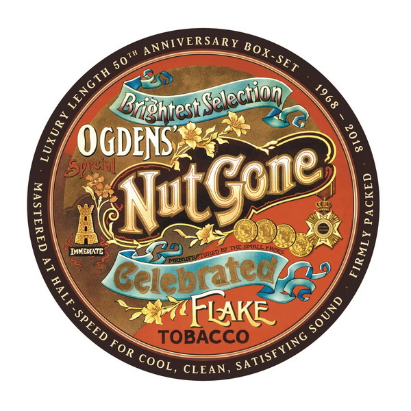 Small Faces: 1968 Ogdens' Nut Gone Flake / 3CD + DVD Box Set Sanctuary Records 2018