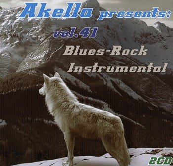 VA - Akella Presents: Blues-Rock Instrumental - Vol.41 (2013)