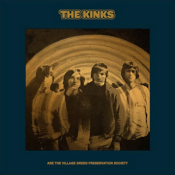 1968 The Kinks Are The Village Green Preservation Society - 11-Disc Box Set BMG 2018