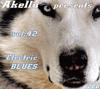 VA - Akella Presen: Modern Electric Blues - Vol. 42 (2013)