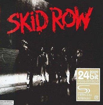Skid Row - Skid Row (Japan Edition) (2009)