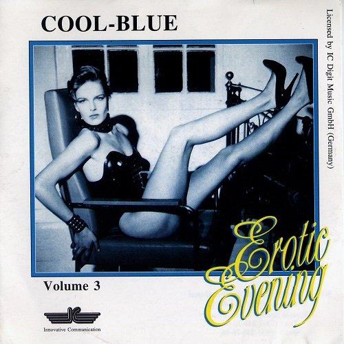 VA - Erotic Evening - Cool-Blue Volume 3 (1996)