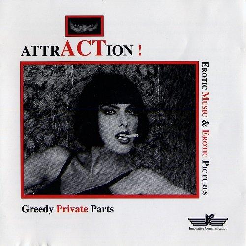 VA - Erotic Music & Erotic Pictures - Attraction! (1995)