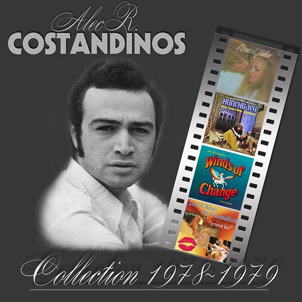 ALEC R. COSTANDINOS & ORCHESTRA ?Vinyl Collection? (3 x LP + bonus CD ? 1978-1979)