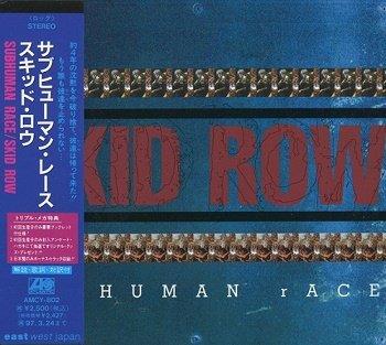 Skid Row - Subhuman Race (Japan Edition) (1995)