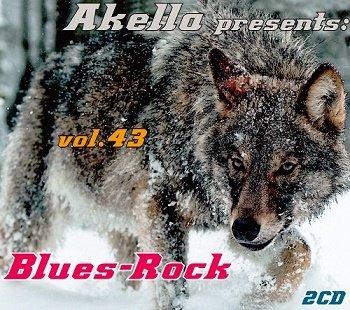 VA - Akella Presents: Blues-Rock - Vol.43 (2013)