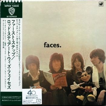 Faces - First Step (1970)
