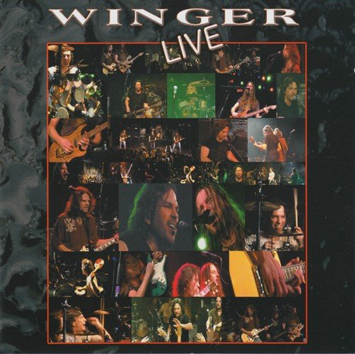 Winger - Live (2007) [2CD]