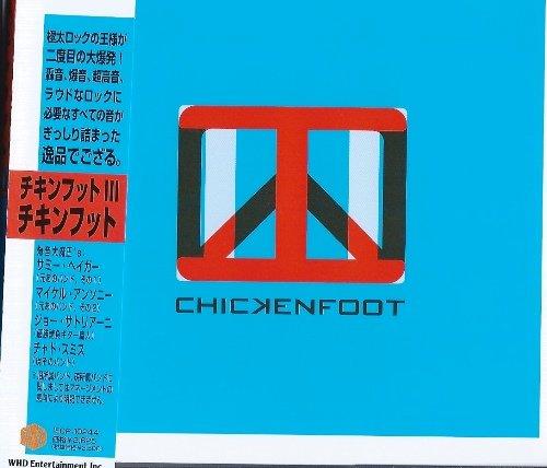 Chickenfoot - Chickenfoot III (2011) [Japan Edit.]