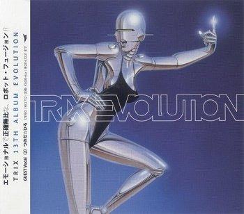 Trix - Evolution (Japan Edition) (2016)