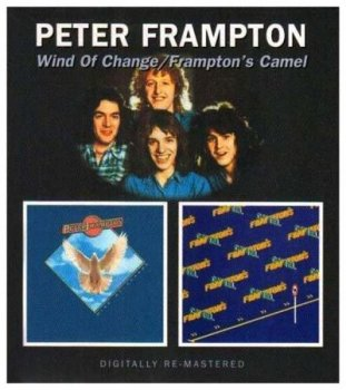 Peter Frampton - Wind Of Change / Frampton's Camel [2 CD] (1972 / 1973)