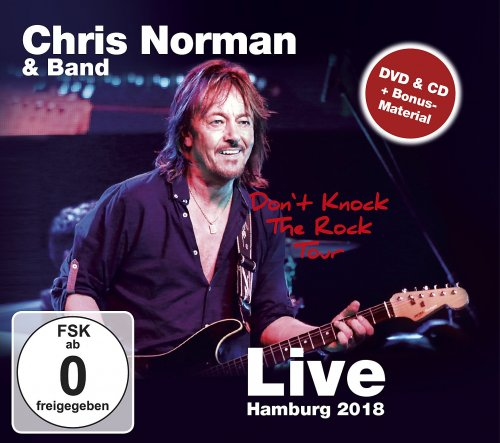Chris Norman & Band - Don't Knock The Rock Tour: Live [2CD] (2018)