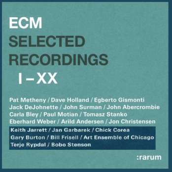 VA - ECM Selected Recordings I–XX (2002-2004)