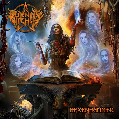 Burning Witches - Hexenhammer [Limited Edition] (2018)