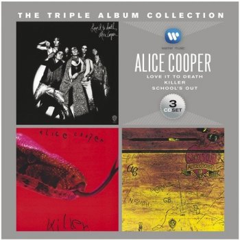 Alice Cooper - The Triple Album Collection [3CD] (2012)