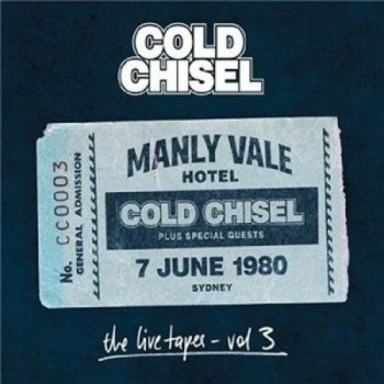 Cold Chisel - The Live Tapes Vol. 3 [2CD] (2016)
