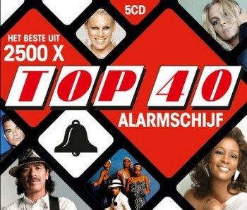 VA - Het Beste Uit 2500 X Top 40 Alarmschijf [5CD] (2018)