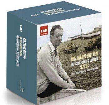 Benjamin Britten - Collector's Edition [37CD Box Set] (2008)