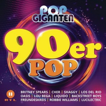 VA - Pop Giganten: 90er Pop [2CD] (2018)
