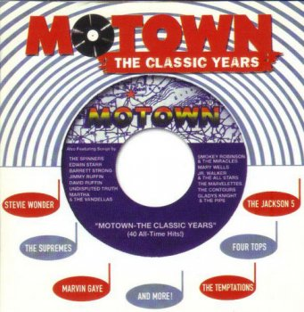 VA - Motown - The Classic Years [2CD Remastered] (2000)
