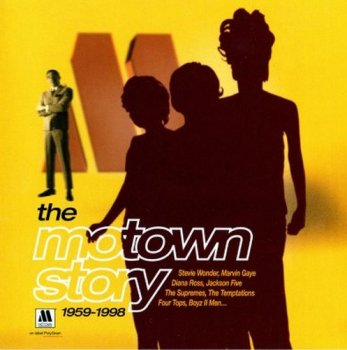 VA - The Motown Story 1959-1998 [2CD] (2002)