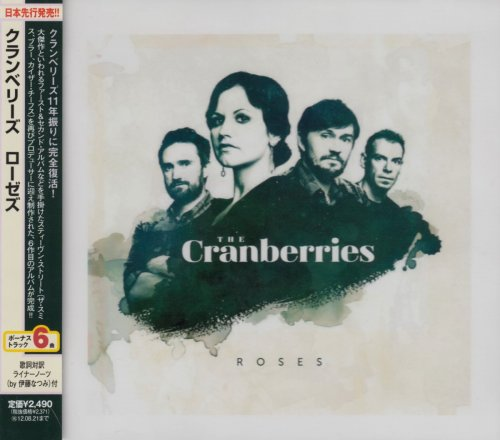 The Cranberries - Roses [Japanese Edition] (2011) [2012]