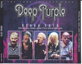 Deep Purple - Osaka 2018 (2018)