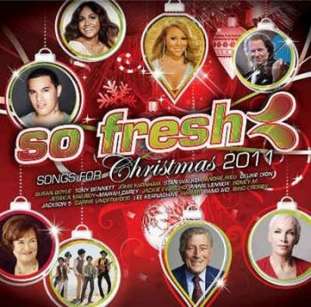 VA - So Fresh: Songs For Christmas 2011 [2CD] (2011)