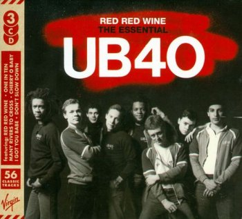 UB40 - Red Red Wine: The Essential UB40 [3CD] (2017)