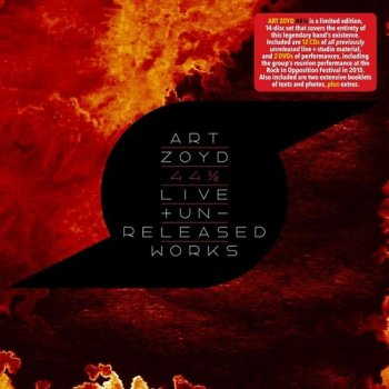 Art Zoyd - 44½: Live + Unreleased Works [12CD] (2017)