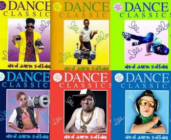 VA - Dance Classics - New Jack Swing Vol. 1-7 (2011-2013)