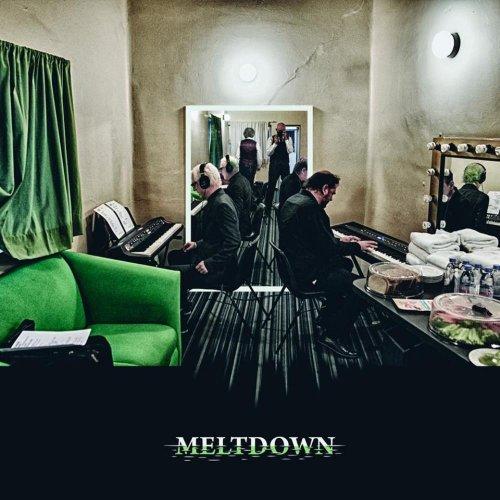 King Crimson - Meltdown: Live In Mexico [3CD] (2018)