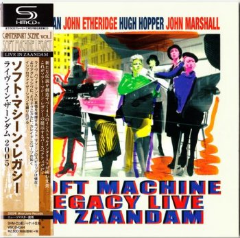 The Soft Machine Legacy - Live In Zaandam (2005)