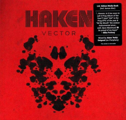 Haken - Vector [2CD] (2018)