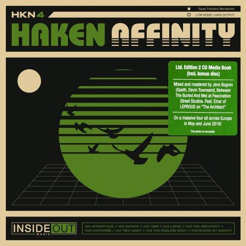 Haken - Affinity [2CD] (2016)