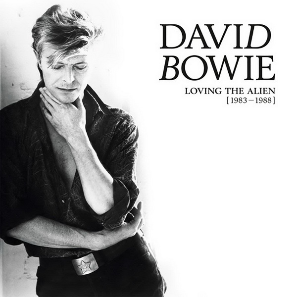 David Bowie: 2018 Loving The Alien (1983-1988) - 11CD Box Set Parlophone Records