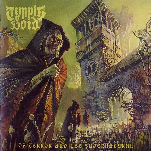 Temple of Void - Of Terror and the Supernatural (2014)