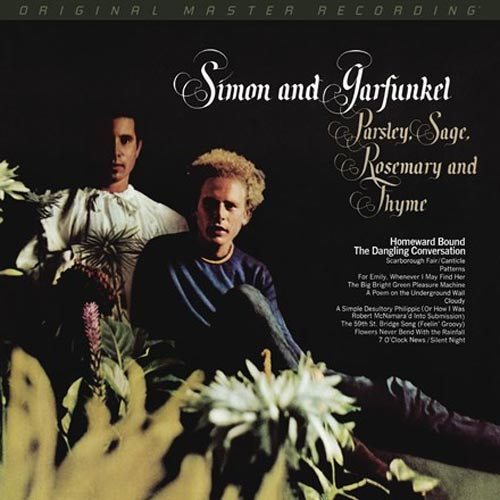 Simon And Garfunkel: 1966 Parsley, Sage, Rosemary And Thyme - Hybrid SACD MFSL 2018