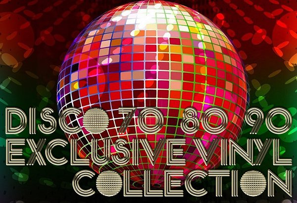 DISCO 80's ?Exclusive Vinyl Collection? (40 x LP ? Only Best Albums ? 1975-1993)