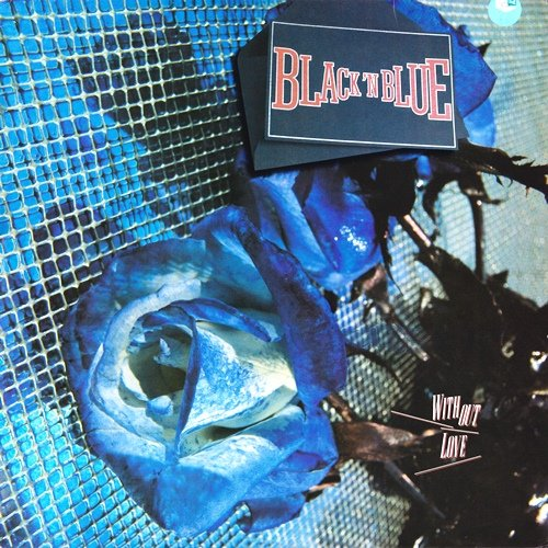 Black 'N Blue - Without Love (1985) [Vinyl Rip 24/192]